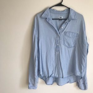 Old Navy || Tencel Popover